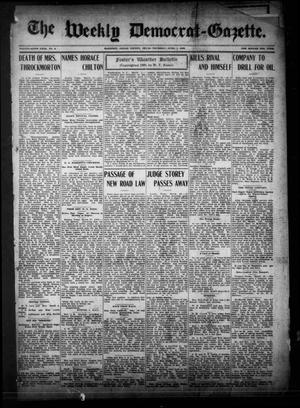 The Weekly Democrat-Gazette (McKinney, Tex.), Vol. 26, No. 9, Ed. 1 Thursday, April 1, 1909