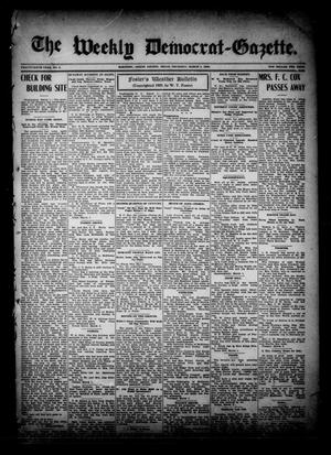 The Weekly Democrat-Gazette (McKinney, Tex.), Vol. 26, No. 5, Ed. 1 Thursday, March 4, 1909