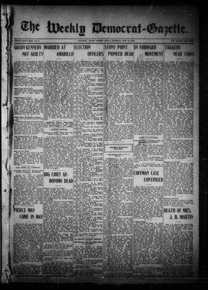 The Weekly Democrat-Gazette (McKinney, Tex.), Vol. 26, No. 3, Ed. 1 Thursday, February 18, 1909