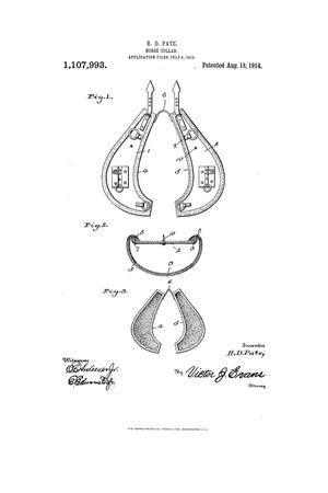 Horse-Collar., Horse Collar.