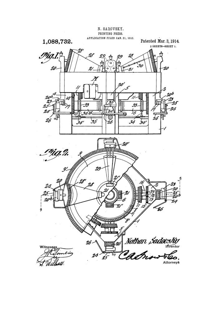 Fantastic Printing Press The Portal To Texas History Wiring Digital Resources Attrlexorcompassionincorg