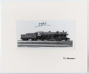 Primary view of object titled '[T&P Train #810]'.