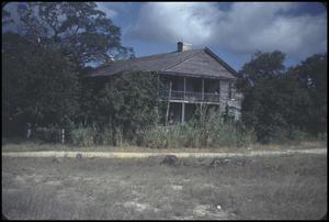 Primary view of object titled '[Old Seward Home]'.
