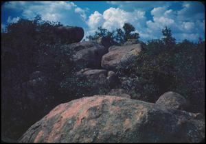 Primary view of object titled '[View on Bear Mountain]'.