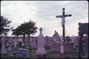 Primary view of object titled '[German Catholic Cemetery]'.
