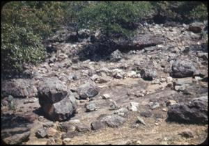 Primary view of object titled '[Rocky Hillside in Llano County]'.