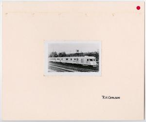 Primary view of object titled '[T&P Train]'.