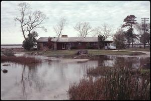 Primary view of object titled '[Home Affected by Subsidence in Baytown, Tx]'.
