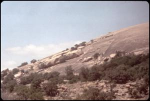 Primary view of object titled '[Partial Dome of Enchanted Rock]'.