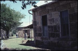 Primary view of object titled '[Luckenbach Schoolhouse]'.