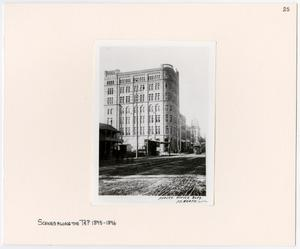 Primary view of object titled '[Hurley Office Building in Fort Worth, Texas]'.
