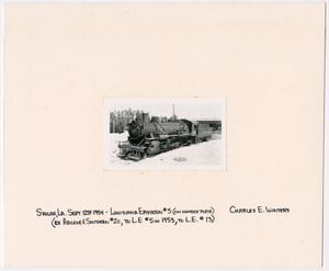 Primary view of object titled '[LE Train #5]'.