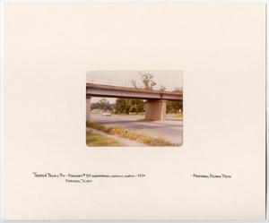 Primary view of object titled '[T&P Railway in Marshall, Texas]'.
