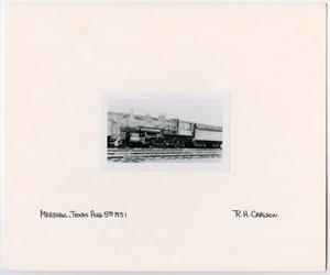 Primary view of object titled '[T&P Train #249 2]'.