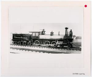 Primary view of object titled '[T&P Train #161]'.