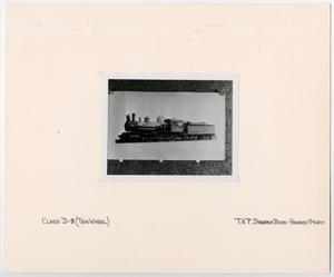 Primary view of object titled '[T&P Train #248]'.