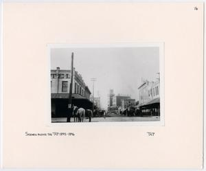 Primary view of object titled '[Town Along T&P Rail Line]'.