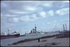 Primary view of object titled '[Port of Brownsville]'.