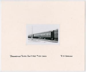 Primary view of object titled '[Train Cars From Train #1139]'.