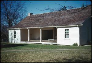 Primary view of object titled '[Sam Houston's Home]'.