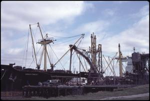 Primary view of object titled '[Brownsville Port]'.