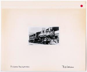 Primary view of object titled '[T&P Train #246]'.