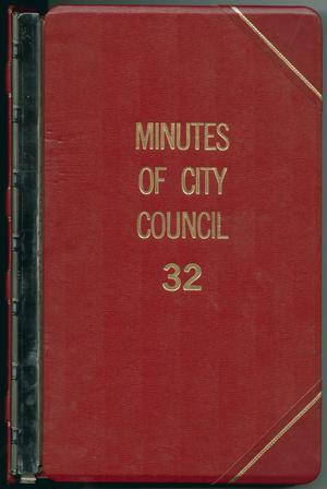 [Abilene City Council Minutes: 1991]