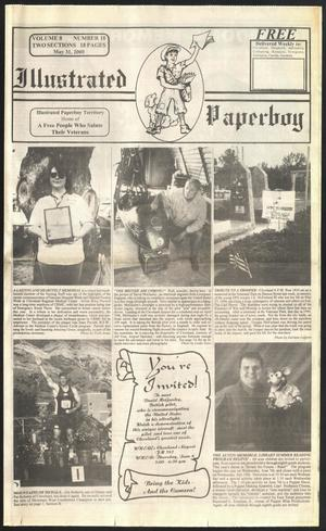 Primary view of Illustrated Paperboy (Cleveland, Tex.), Vol. 8, No. 10, Ed. 1 Wednesday, May 31, 2000