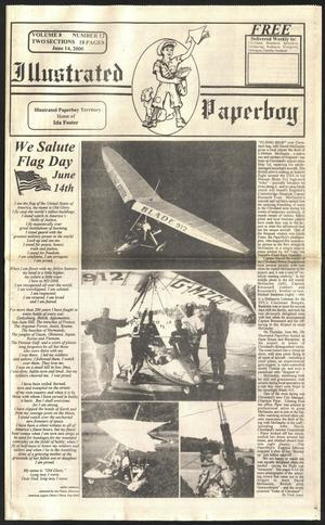 Primary view of Illustrated Paperboy (Cleveland, Tex.), Vol. 8, No. 12, Ed. 1 Wednesday, June 14, 2000