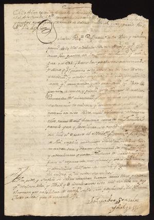 Primary view of [Correspondences by Salvador Hidalgo and Tomás Sanchez]
