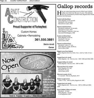 The Cuero Record (Cuero, Tex.), Vol. [119], No. [41], Ed. 2 Wednesday, October 9, 2013