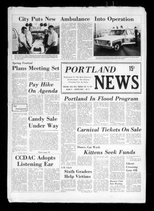 Primary view of object titled 'Portland News (Portland, Tex.), Vol. 9, No. 41, Ed. 1 Thursday, October 10, 1974'.