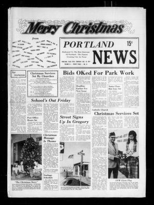 Primary view of object titled 'Portland News (Portland, Tex.), Vol. 9, No. 51, Ed. 1 Thursday, December 19, 1974'.