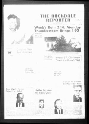Primary view of object titled 'The Rockdale Reporter and Messenger (Rockdale, Tex.), Vol. [95], No. 18, Ed. 1 Thursday, May 4, 1967'.