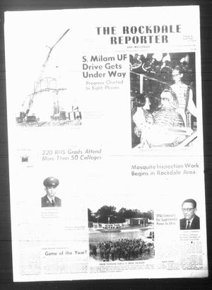 Primary view of object titled 'The Rockdale Reporter and Messenger (Rockdale, Tex.), Vol. 95, No. 40, Ed. 1 Thursday, October 5, 1967'.