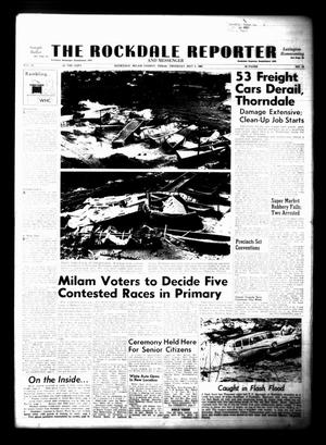 Primary view of object titled 'The Rockdale Reporter and Messenger (Rockdale, Tex.), Vol. 94, No. 18, Ed. 1 Thursday, May 5, 1966'.
