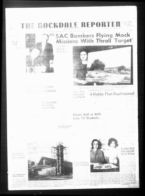 Primary view of object titled 'The Rockdale Reporter and Messenger (Rockdale, Tex.), Vol. [95], No. 5, Ed. 1 Thursday, February 2, 1967'.