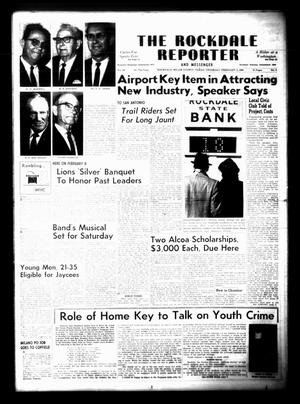 Primary view of object titled 'The Rockdale Reporter and Messenger (Rockdale, Tex.), Vol. 94, No. 5, Ed. 1 Thursday, February 3, 1966'.