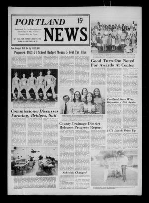 Primary view of object titled 'Portland News (Portland, Tex.), Vol. 8, No. 33, Ed. 1 Thursday, August 16, 1973'.
