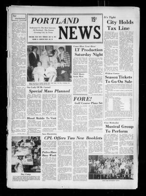 Primary view of object titled 'Portland News (Portland, Tex.), Vol. 9, No. 29, Ed. 1 Thursday, July 18, 1974'.