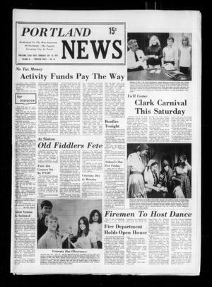 Primary view of object titled 'Portland News (Portland, Tex.), Vol. 9, No. 43, Ed. 1 Thursday, October 24, 1974'.