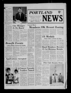 Primary view of object titled 'Portland News (Portland, Tex.), Vol. 8, No. 23, Ed. 1 Thursday, June 7, 1973'.