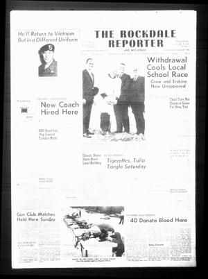 Primary view of object titled 'The Rockdale Reporter and Messenger (Rockdale, Tex.), Vol. 95, No. 9, Ed. 1 Thursday, March 2, 1967'.