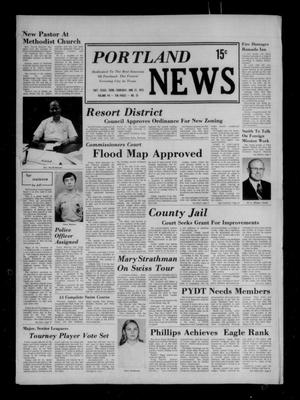 Primary view of object titled 'Portland News (Portland, Tex.), Vol. 8, No. 25, Ed. 1 Thursday, June 21, 1973'.