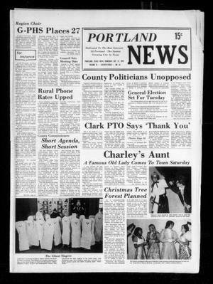 Primary view of object titled 'Portland News (Portland, Tex.), Vol. 9, No. 44, Ed. 1 Thursday, October 31, 1974'.