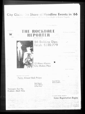 Primary view of object titled 'The Rockdale Reporter and Messenger (Rockdale, Tex.), Vol. [95], No. 1, Ed. 1 Thursday, January 5, 1967'.