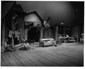 Primary view of object titled '[Family Inside the House in Seven Brides for Seven Brothers #2]'.