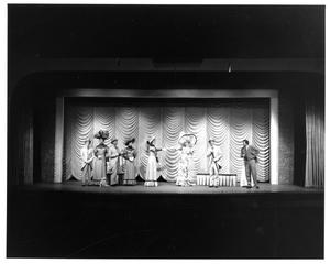 Primary view of object titled '[Act 1, Scene 6 of My Fair Lady, 1964 #3]'.