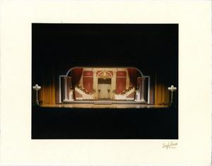 Primary view of object titled '[Set from Annie, 1986]'.