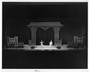 Primary view of object titled '[Theatre Scene in The King and I #5]'.